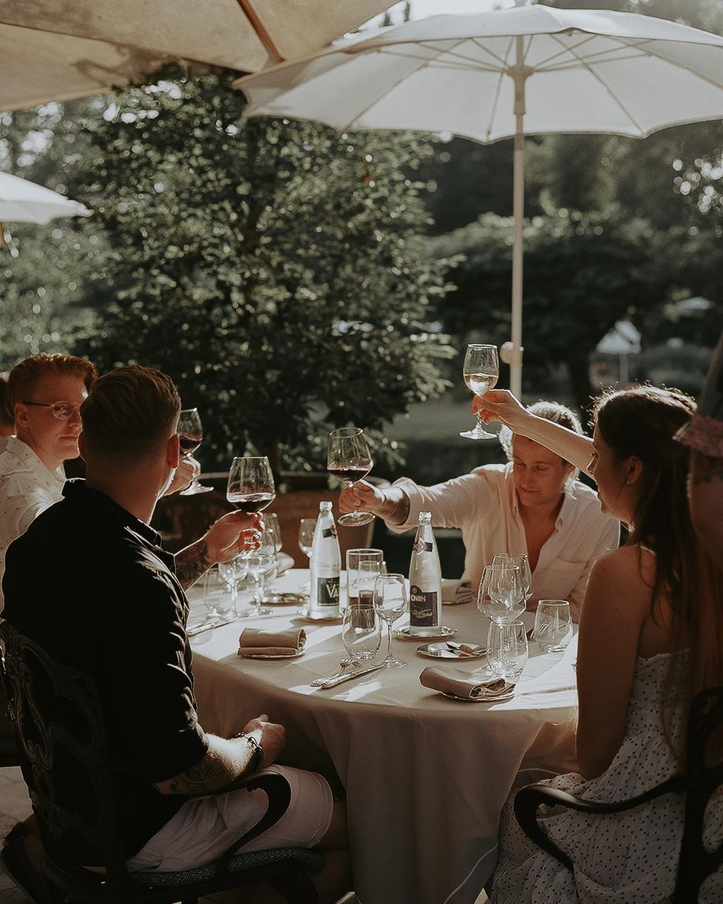 Wedding Celebrations - Film scans/wedding photography