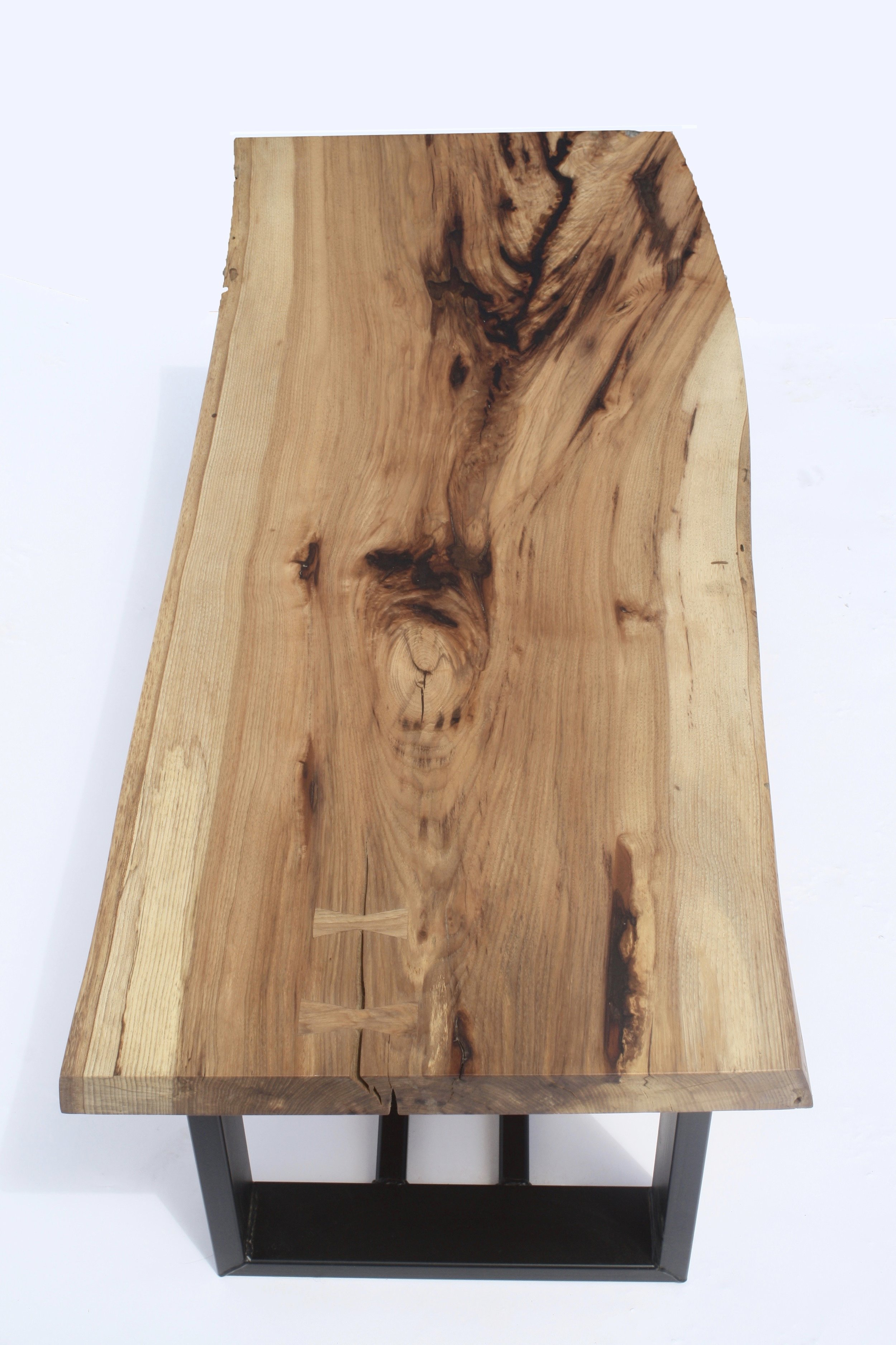 Hickory top view coffee table .jpg
