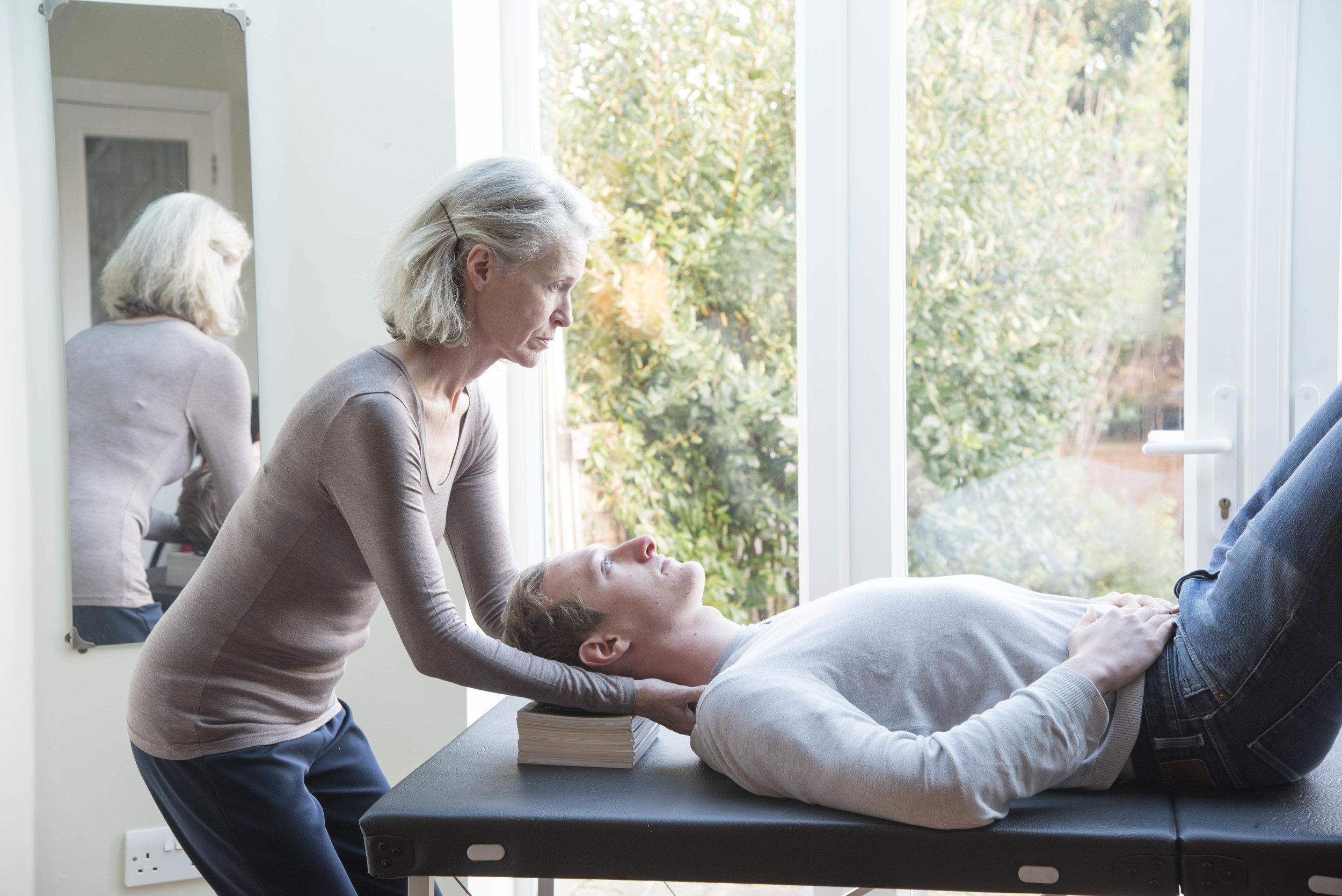 Kate Minogue teaching Alexander Technique.jpg