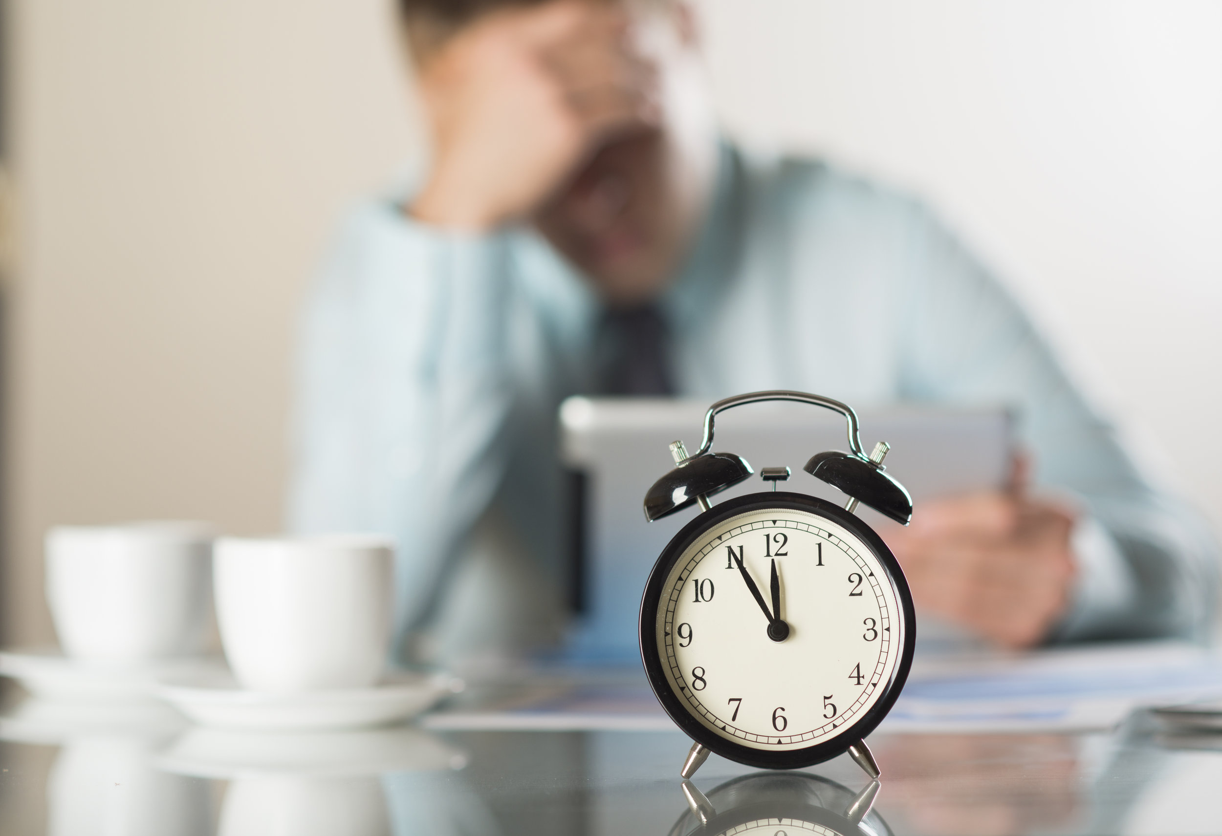 time management can be stressful planning ahead using a calendar and tasks list and other tips .jpg