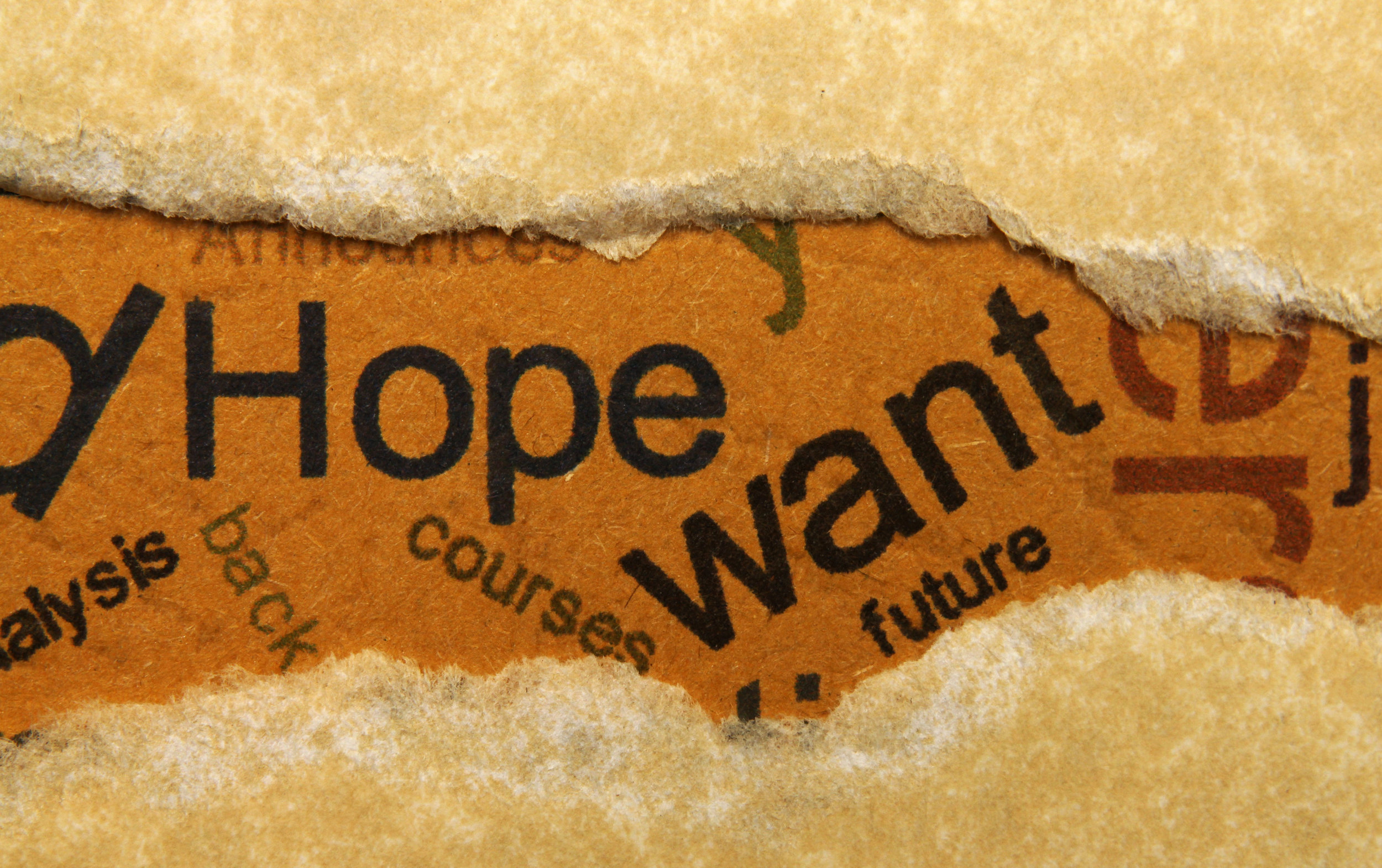 hope is one of the most important parts of suicide prevention