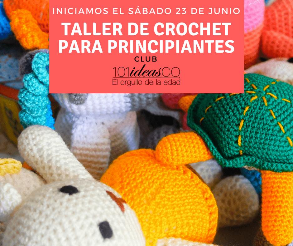 Taller de crochet para principiantes