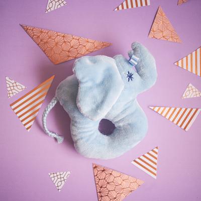 Elefante sonajero 101ideas