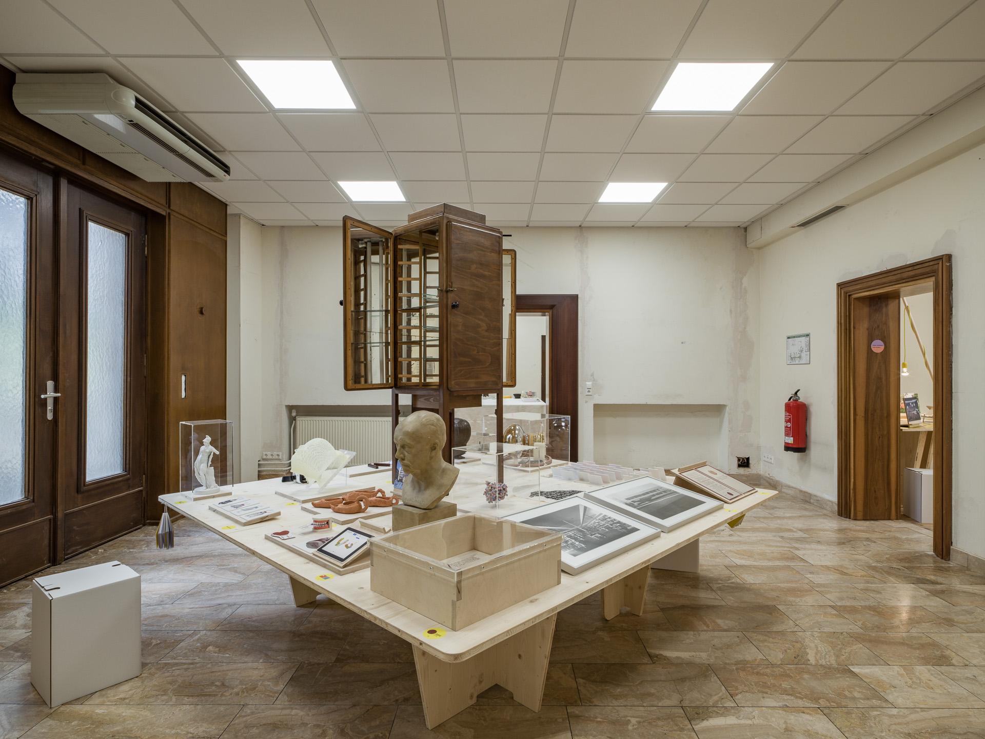 Knowledge Pearl Exhibition Room - © Thilo Ross   IBA Heidelberg