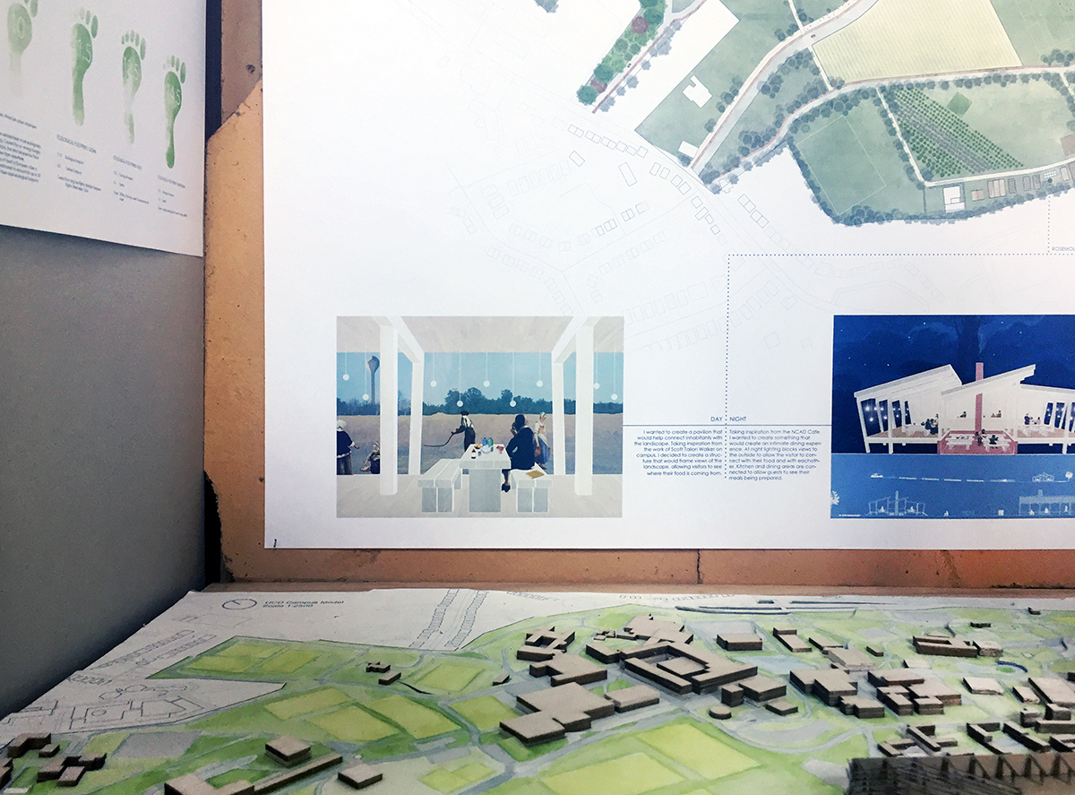 Thesis work by Mark Kavanagh | UCD