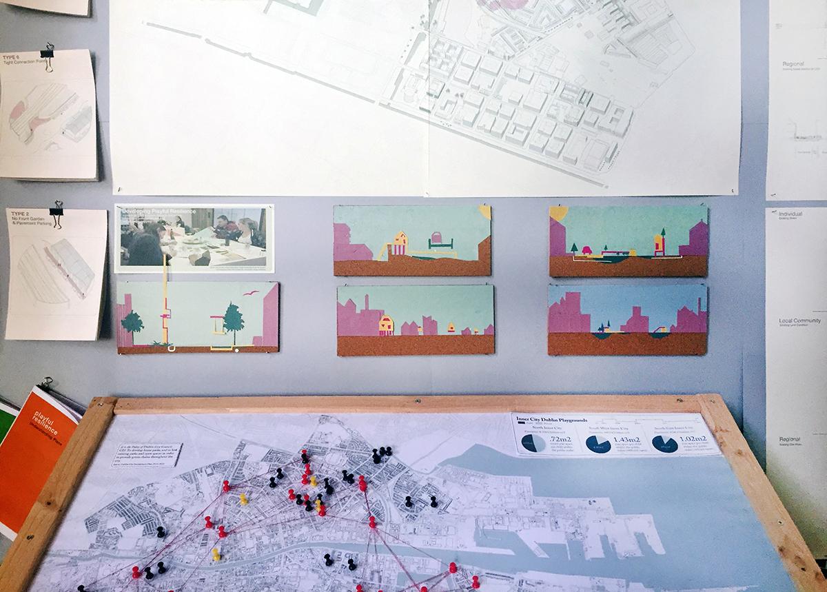 Thesis work by Ozan Balcik | UCD