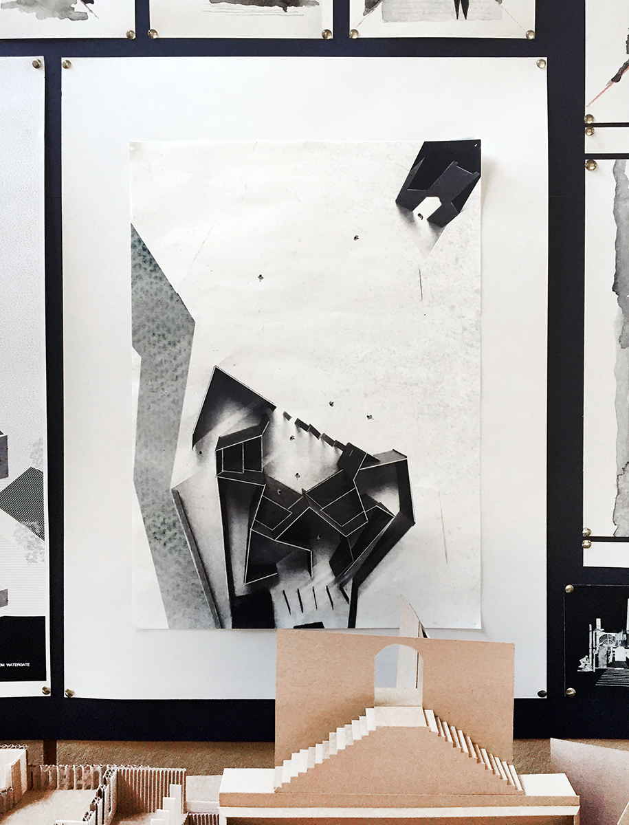 Thesis work by Nicola Blake| UCD