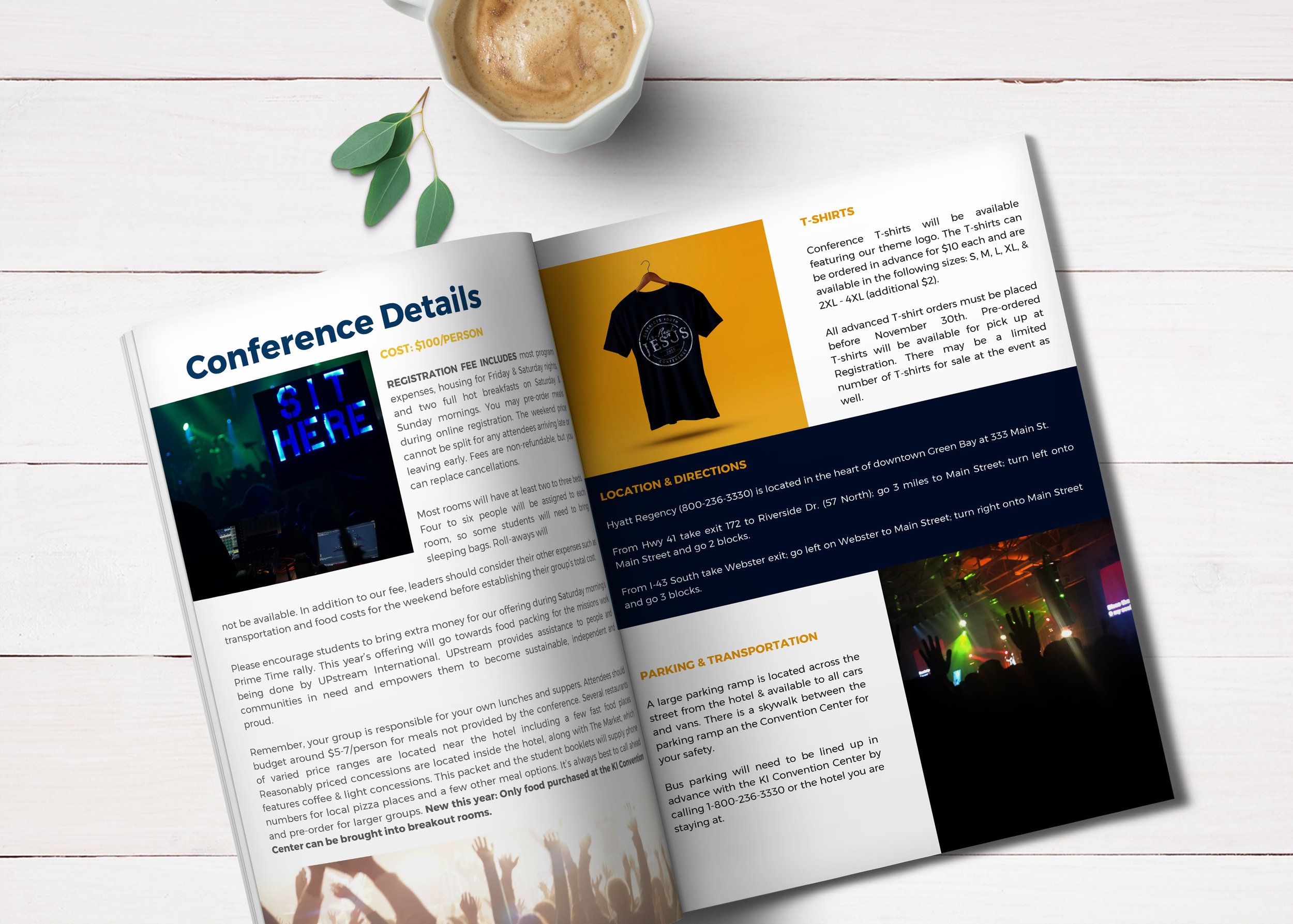 Event Document Design