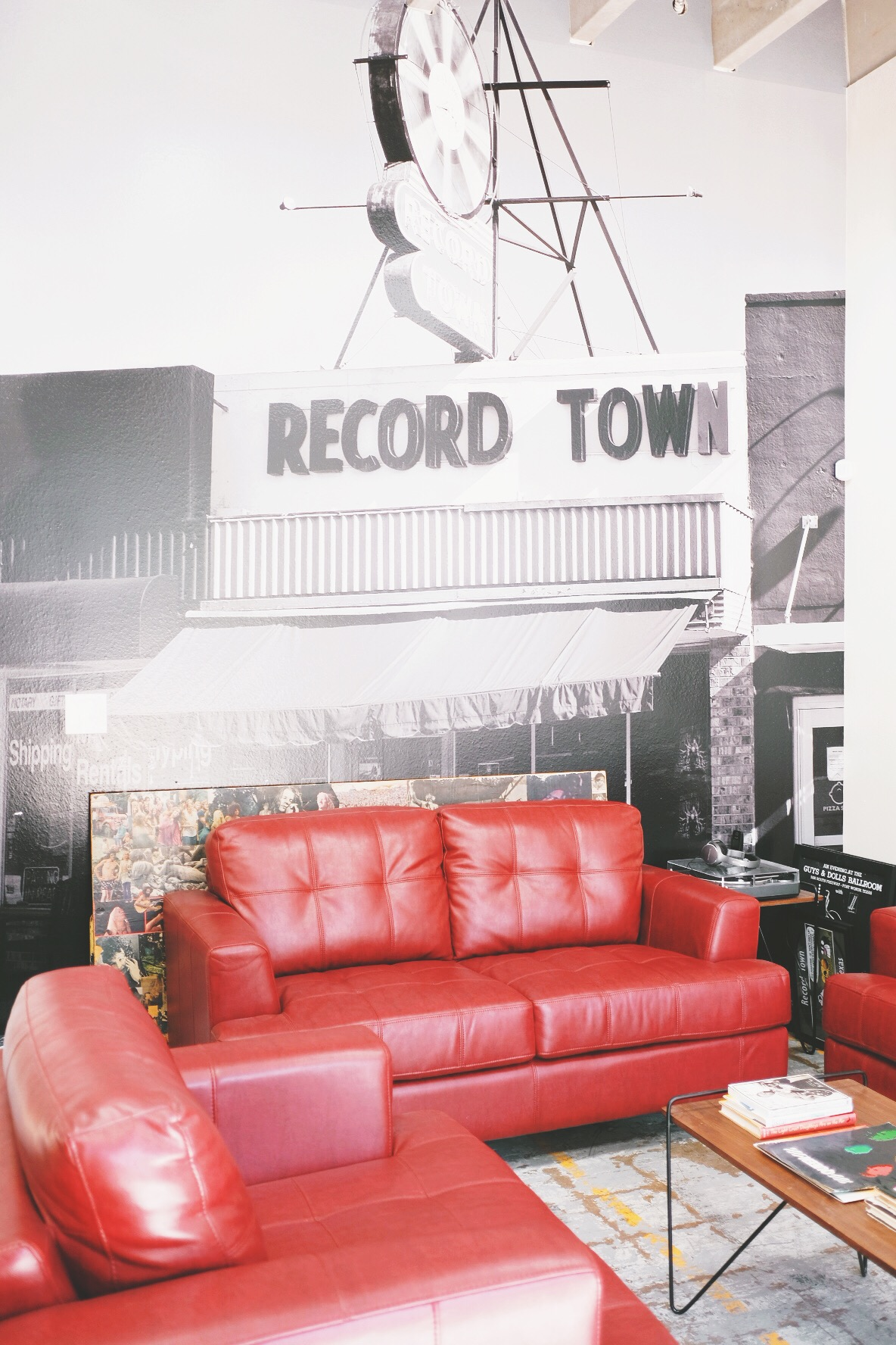 Fort Worth, TX Record Store | Vinyl, CD's, Cassettes, 45s