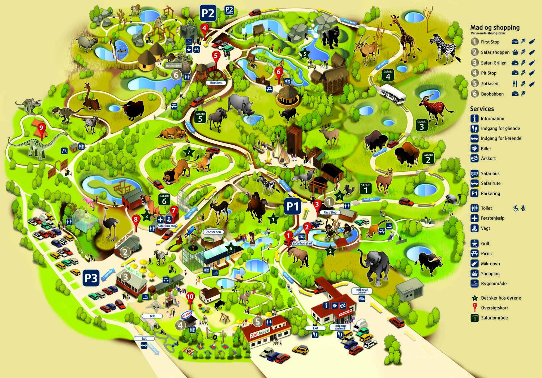 Credit: Givskud Zoo - https://www.givskudzoo.dk/Park-map.3916.aspx