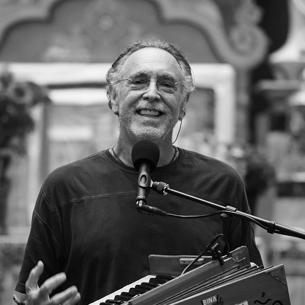 Krishna Das - Nicknamed