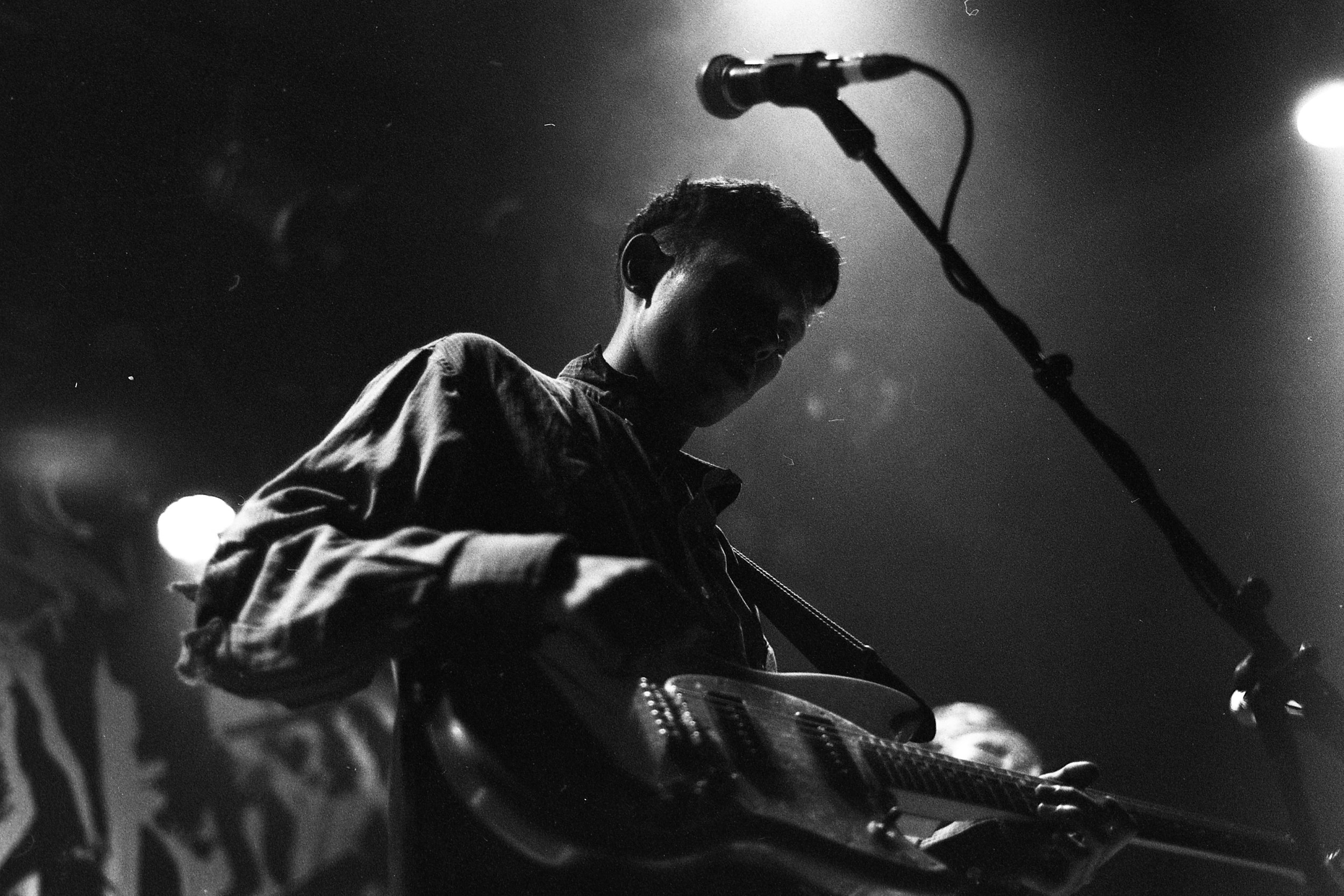 King Krule. Brooklyn 2017