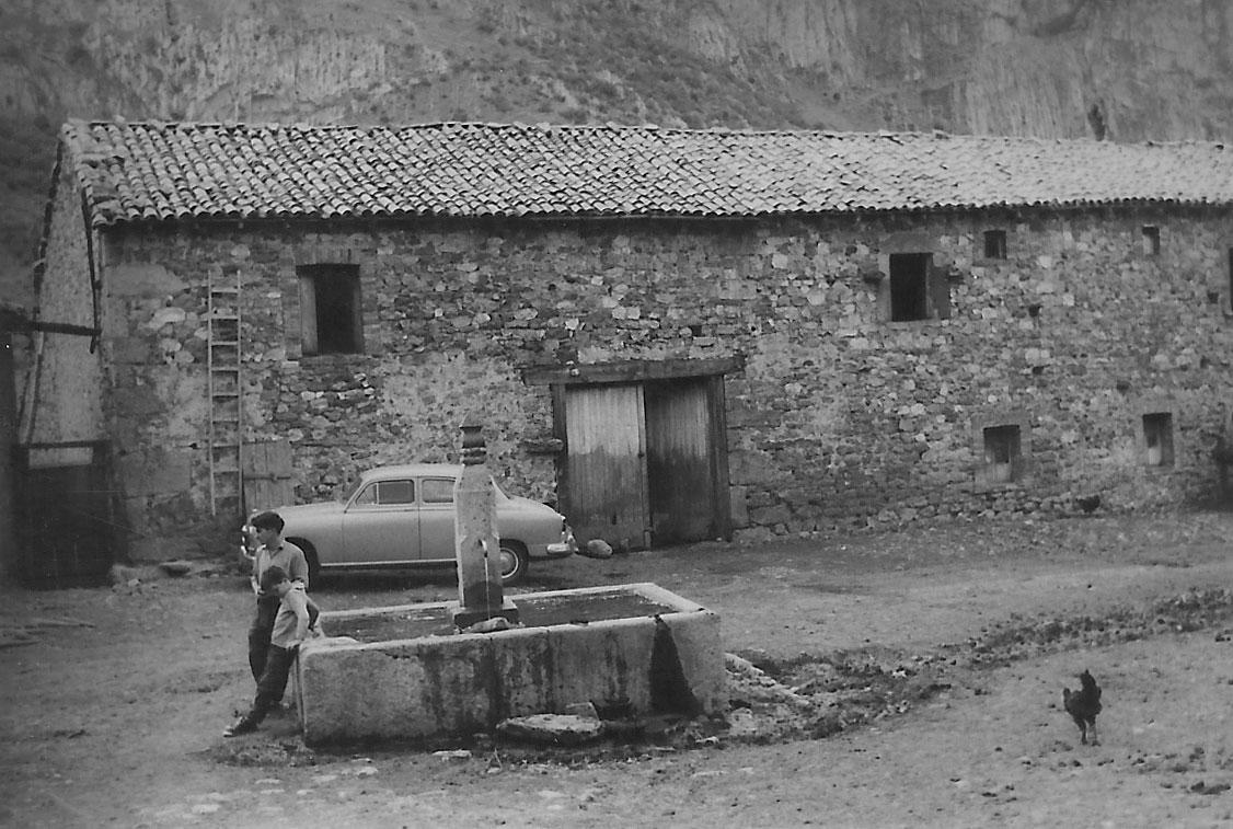 Armada.Foto cedida por: Confederación Hidrográfica del Duero