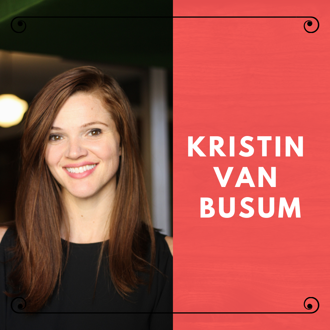 Storytelling & Women Leadership - Discover How To Tell Better Stories For Women Who Lead6am PT // 9am ETKristin Van Busum | Founder & CEO of Project Alianza | www.projectalianza.org