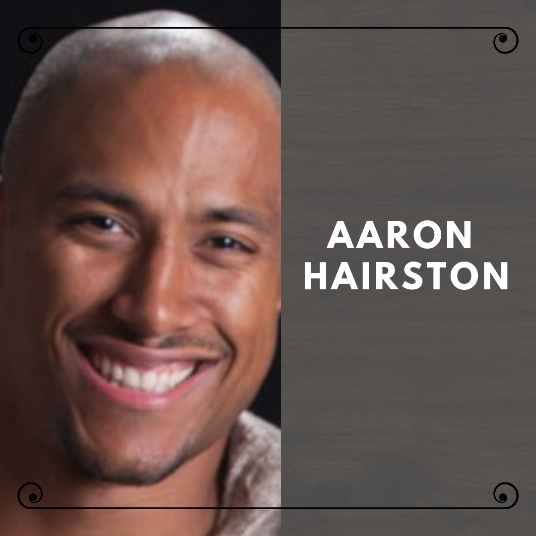 Storytelling Your Way To The Best Version of Yourself - Discover How To Transform Your Personal And Professional Success Through Changing The Stories You Tell Yourself10am PT // 1pm ETAaron Hairston | International Keynote speaker | Connect with Aaron