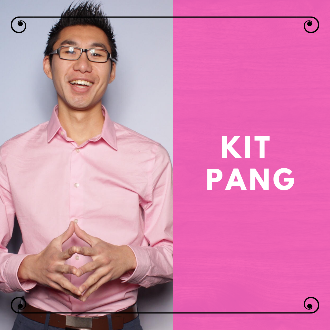 Storytelling - The Secret To Your Public Speaking - Discover How To Influence, Motivate And Move Your Audience To Action Through Storytelling.1pm PT // 4pm ETKit Pang | Founder of BostonSpeaks