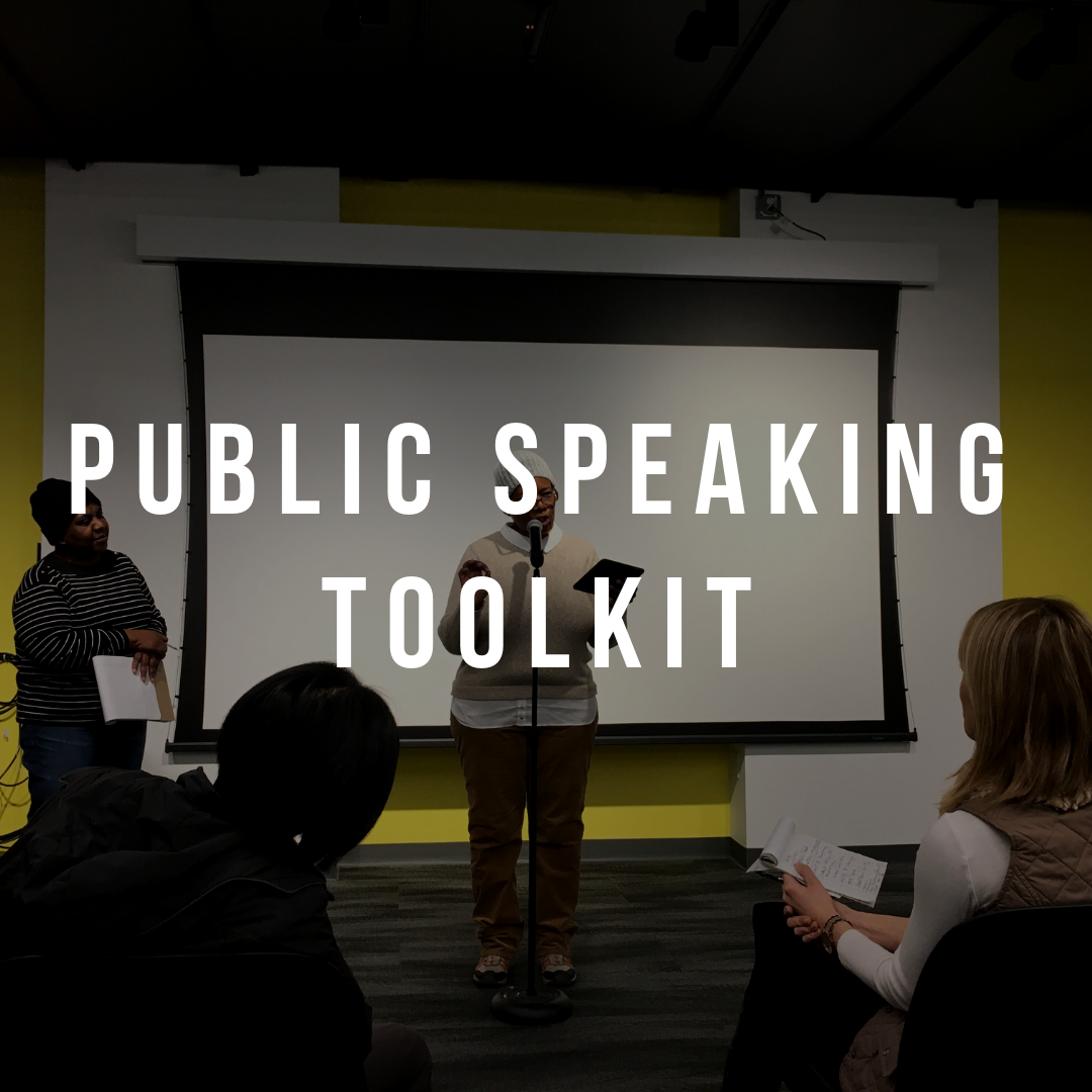 - Practice key public speaking foundations to connect with the audience. Tools such as storytelling frameworks, PREP formula, techniques to engage the audience and more