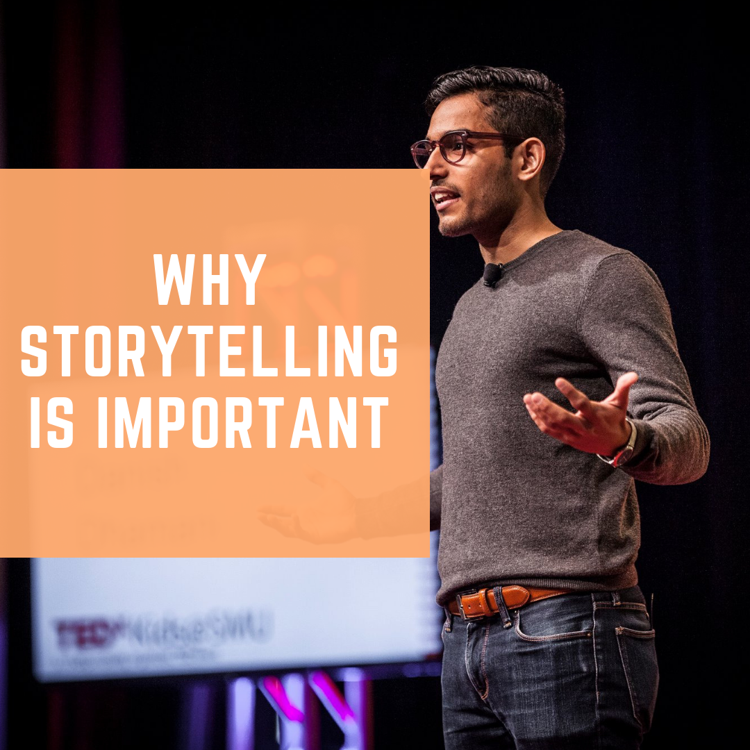 - Discover the impact stories can have on your communication and leadership at work