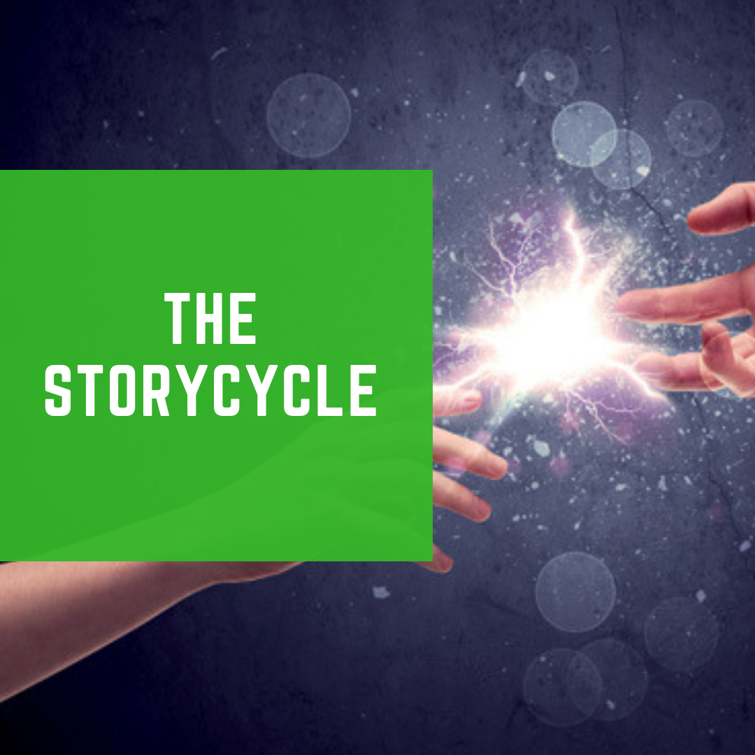 - Learn the Storycycle framework to become a purposeful storyteller every time: Storylistening, Storycrafting & Storytelling