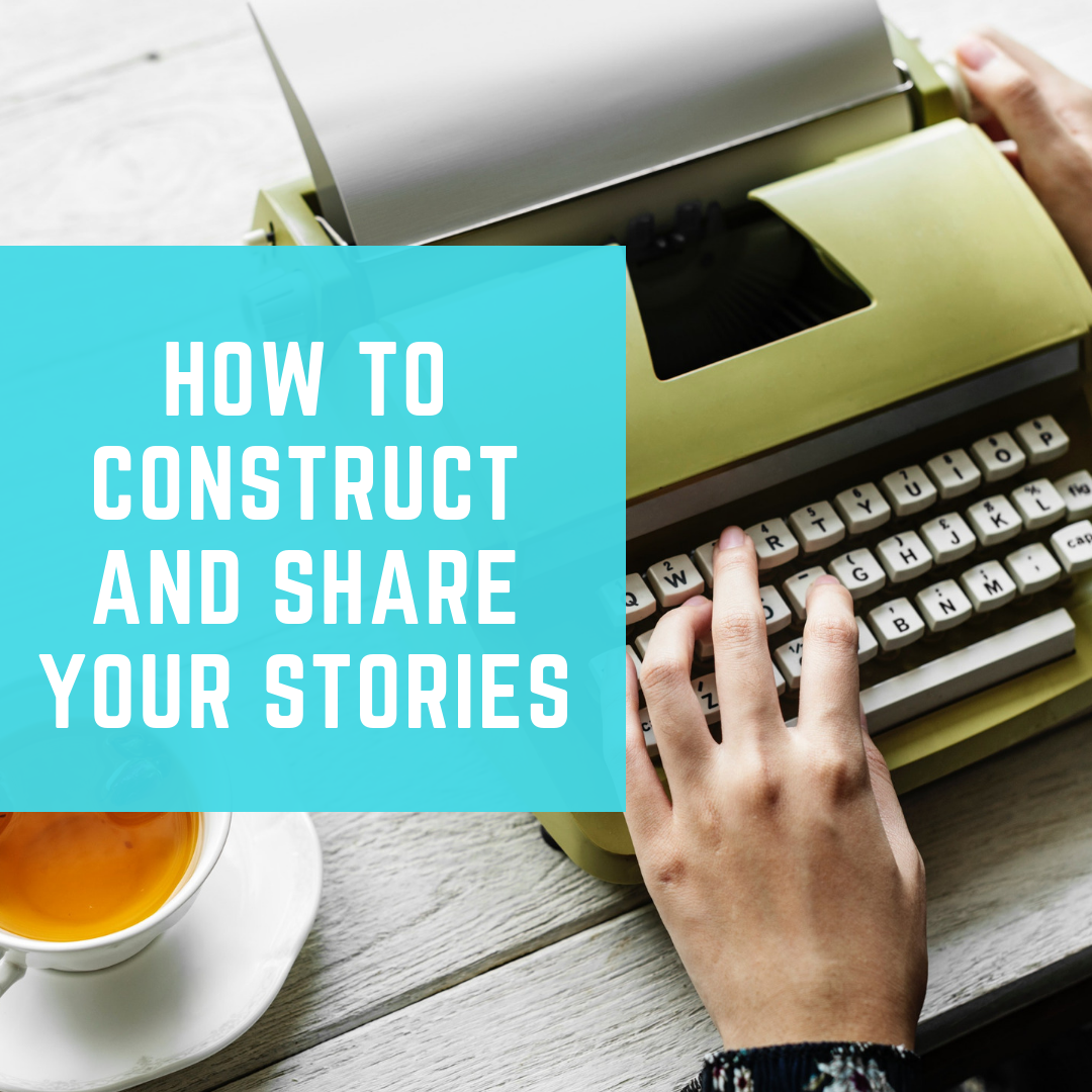 - Practice storytelling frameworks that can help you craft the right story to share at work