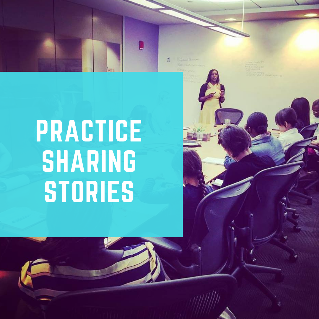 - This training is highly interactive. Throughout the training, one of the best ways to learn about storytelling is to tell stories.