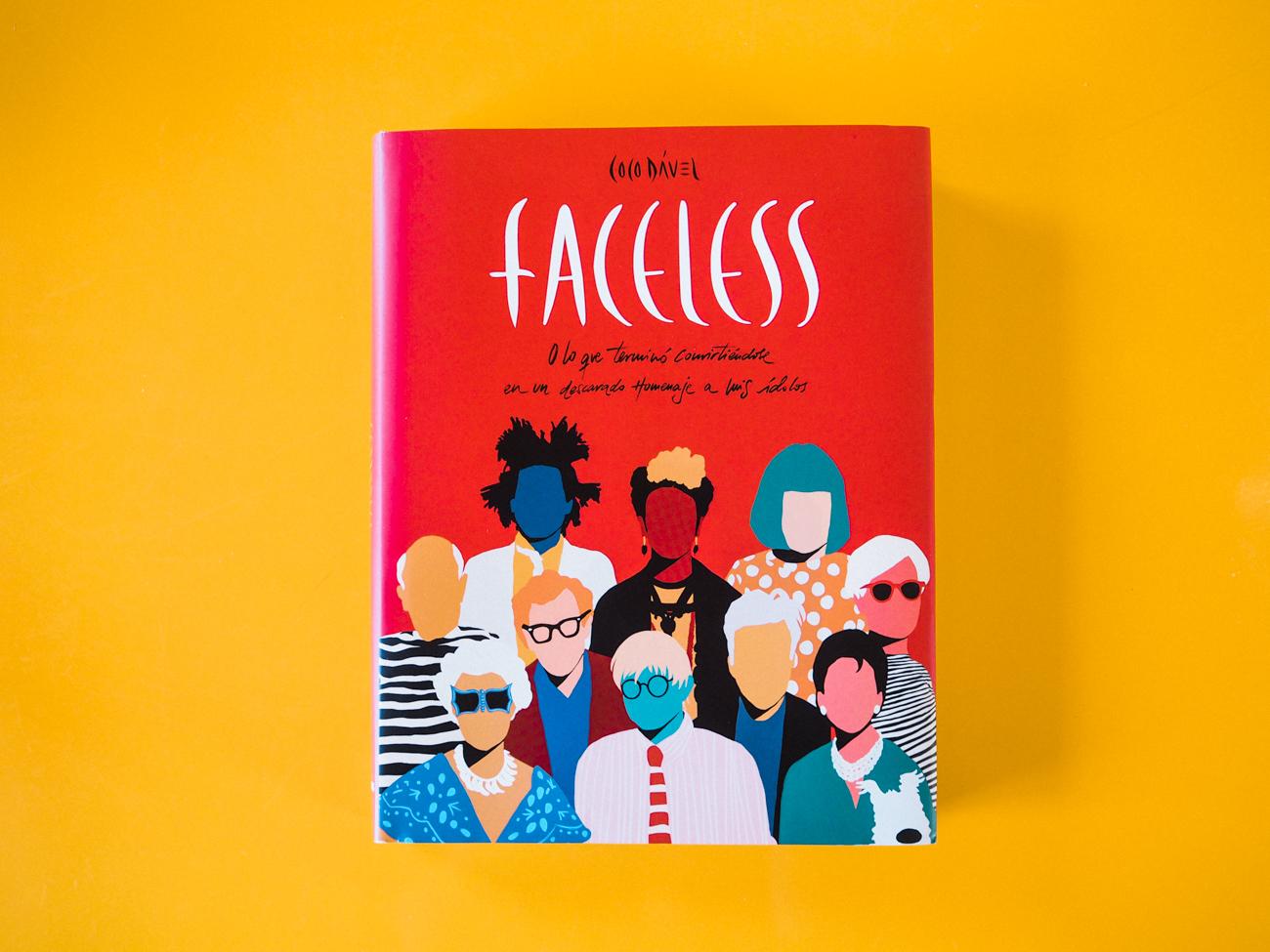 FACELESS BOOK