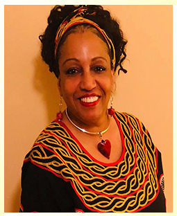 Lorie Jame-Robinson    V.P African Family Inductions