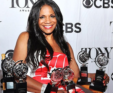 Six of One - Audra McDonald has won six Tony Awards, and she's only in her late 40s.
