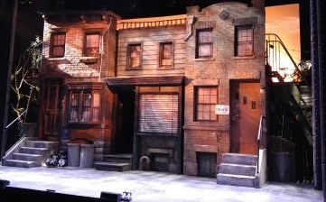 Low-Rent - The New World Stages set of