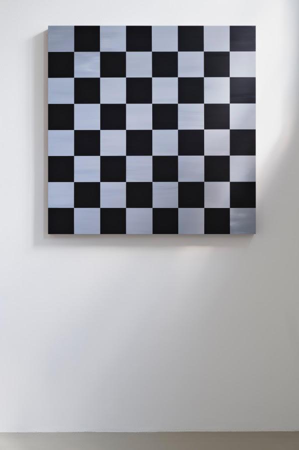 fig. 1   Sarah Ortmeyer,  GRANDMASTER , 2019. Courtesy of Dvir Gallery, Tel Aviv / Brussels.