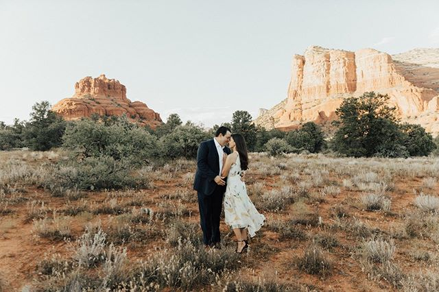 Posting this photo because I officially delivered both my Sedona sessions today! This sweet session was for their 10th wedding anniversary and it just makes me feel all the butterflies because I can't wait to see where my hubby and I are at on our 10 years anniversary considering we haven't even had our first.
