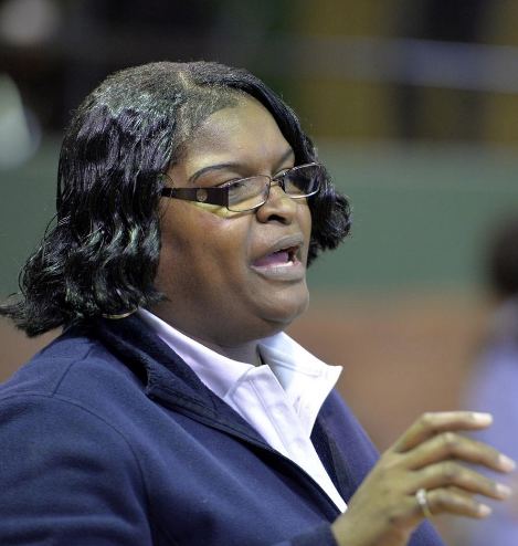 Erie Times News Photo of Erie, PA City Council President Sonya Arrington.