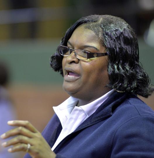 ERIE Council President Sonya Arrington, founder of the anti-violence group  MATV (Photo: GoErie)