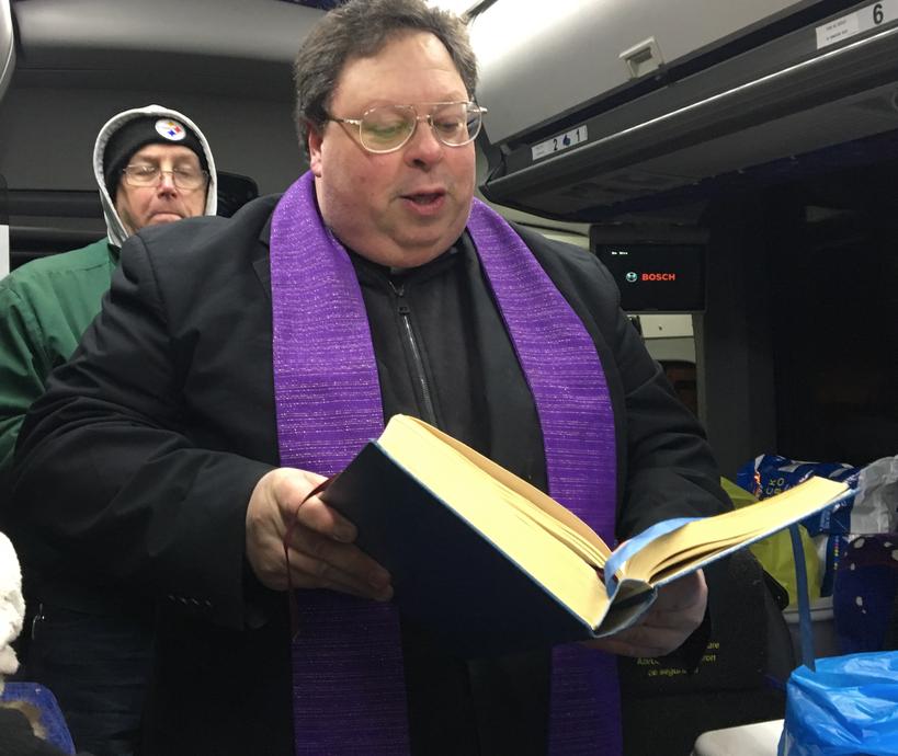 Father Jerry Priscaro.
