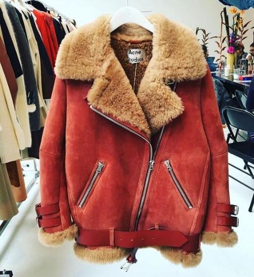acne studio coat