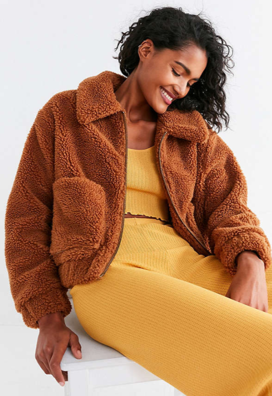 urban outfitters teddy jacket.PNG