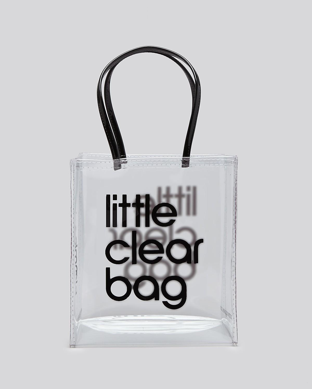 bloomingdales clear bag