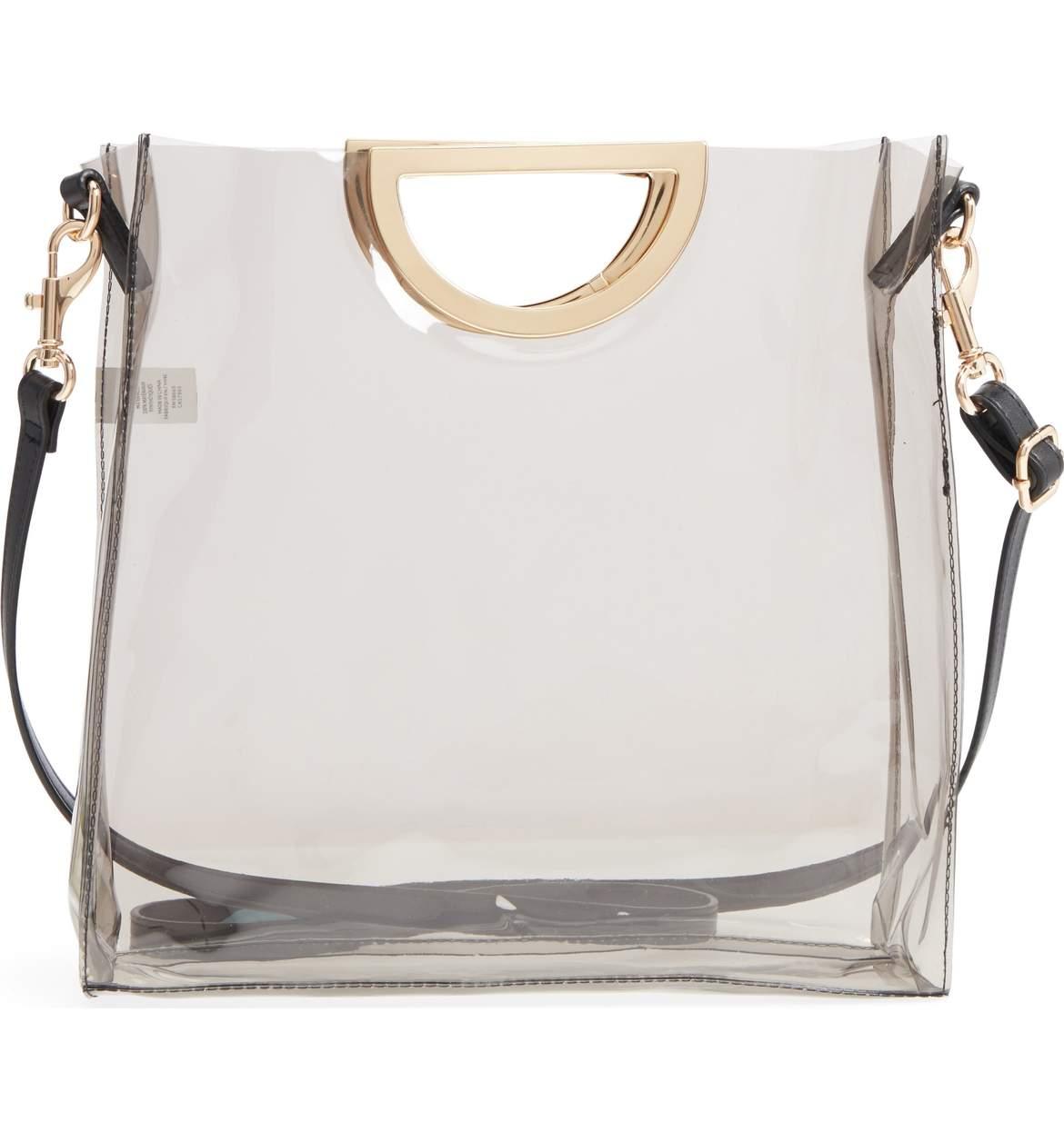 nordstom clear bag