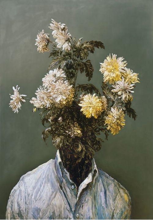 A Man's POV on Self Care & Cheating - Art by Glenn Brown