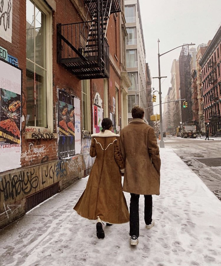 How Does New York Define Love? - Image: SongofStyle