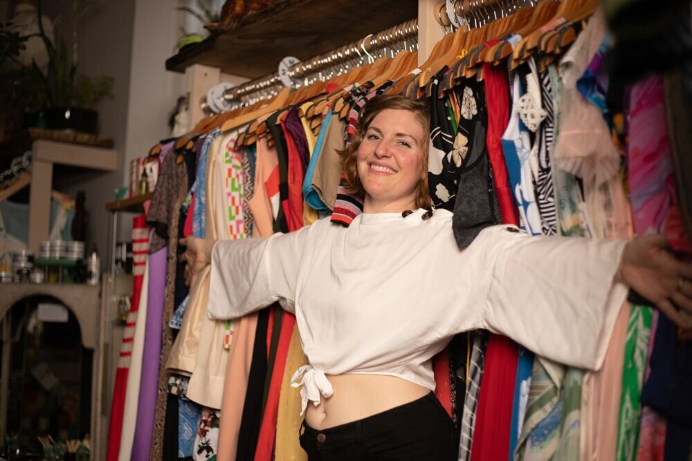- The Woman Behind Trilogy Consignment