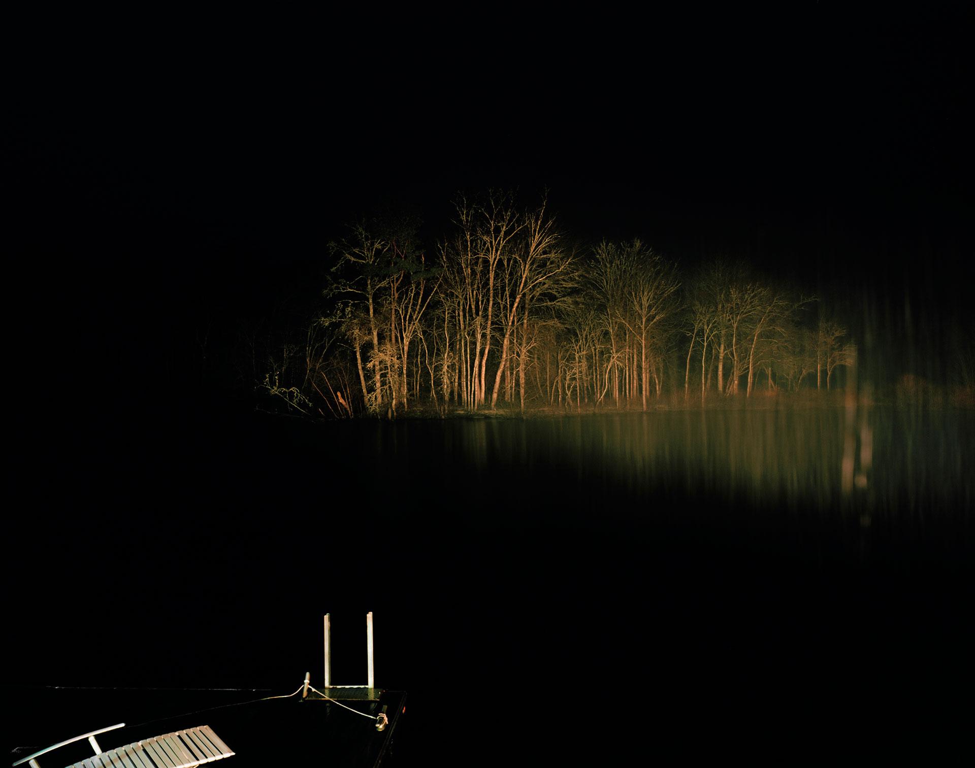 Edisto in the Rain, North Edisto River