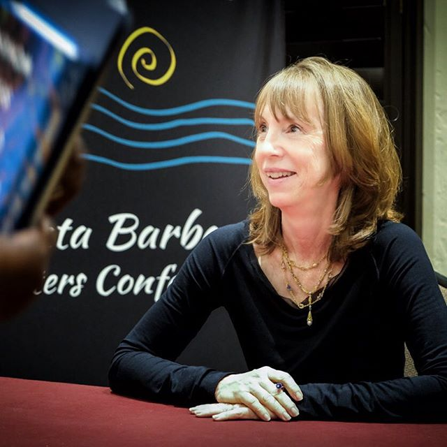 Lisa See received a standing ovation last night at SBWC after her talk about her amazing new novel and her deep diving approach to writing. Thank you, Lisa See! #lisasee SBWC IS A WEEK OF WRITING, NETWORKING & CAMARADERIE June 16-21 beachside at the Santa Barbara Hyatt. Workshops, agents, panels, speakers, banquets, & poolside reception. #sbwriters #santabarbarawritersconference #sbwc #writersofinstagram #writingcommunity #writersconference #writersconferences #authors #authorsofinstagram #novelists #literaryagentsofinstagram #literaryagents