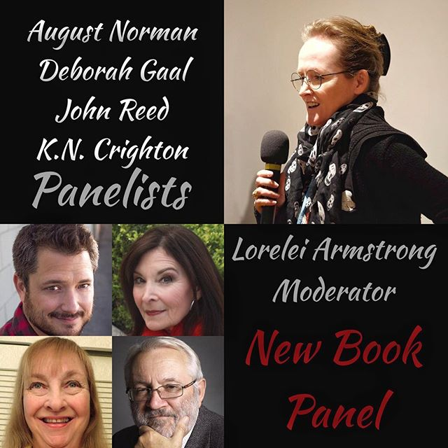 New book panel 4-5 PM today, Monday June 17, at SBWC at 1111 Cabrillo Blvd at the SB Hyatt, tickets only $15 to the public.  Great panel lineup led by Lorelei Armstrong. SBWC IS A WEEK OF WRITING, NETWORKING & CAMARADERIE June 16-21 beachside at the Santa Barbara Hyatt. Workshops, agents, panels, speakers, banquets, & poolside reception. #sbwriters #santabarbarawritersconference #sbwc #writersofinstagram #writingcommunity #writersconference #writersconferences #authors #authorsofinstagram #novelists #literaryagentsofinstagram #literaryagents