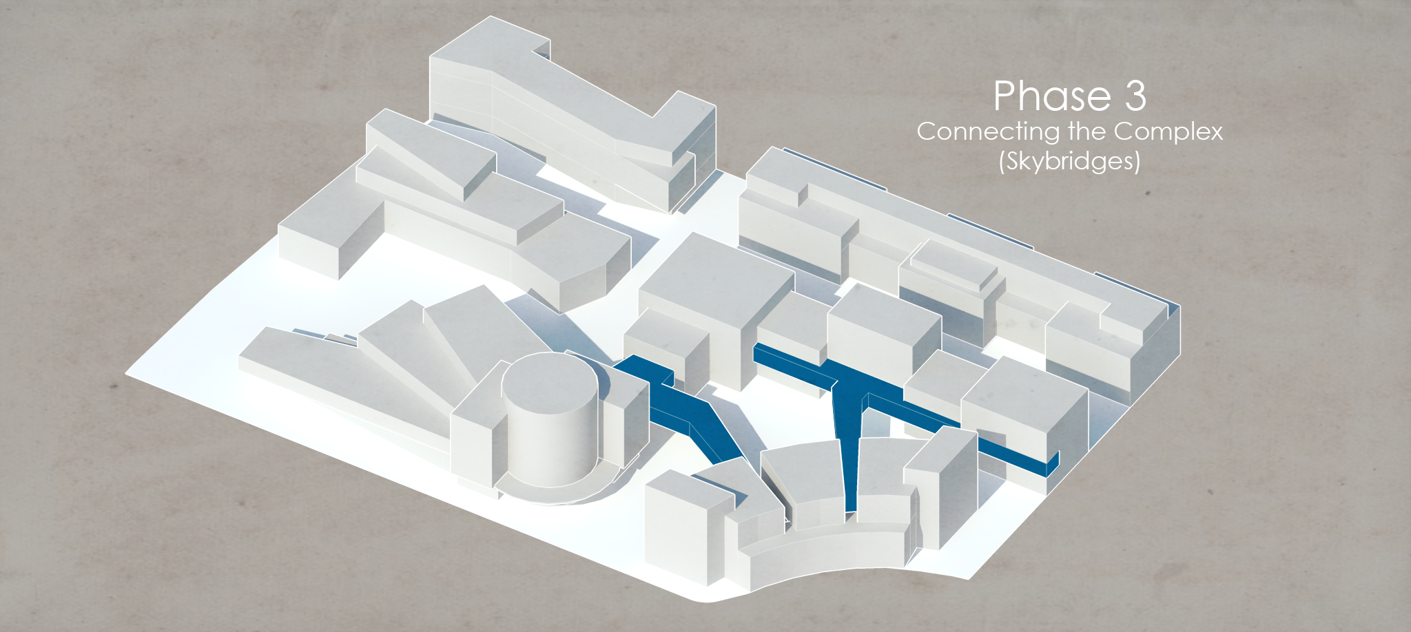 Phase 3 - Connecting the Complex
