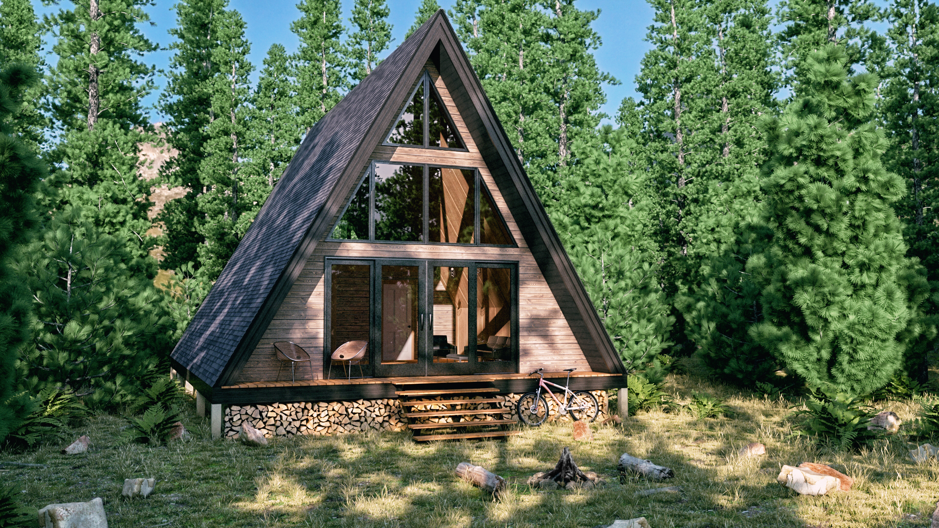 Forest Cabin Day View Final JPG.jpg