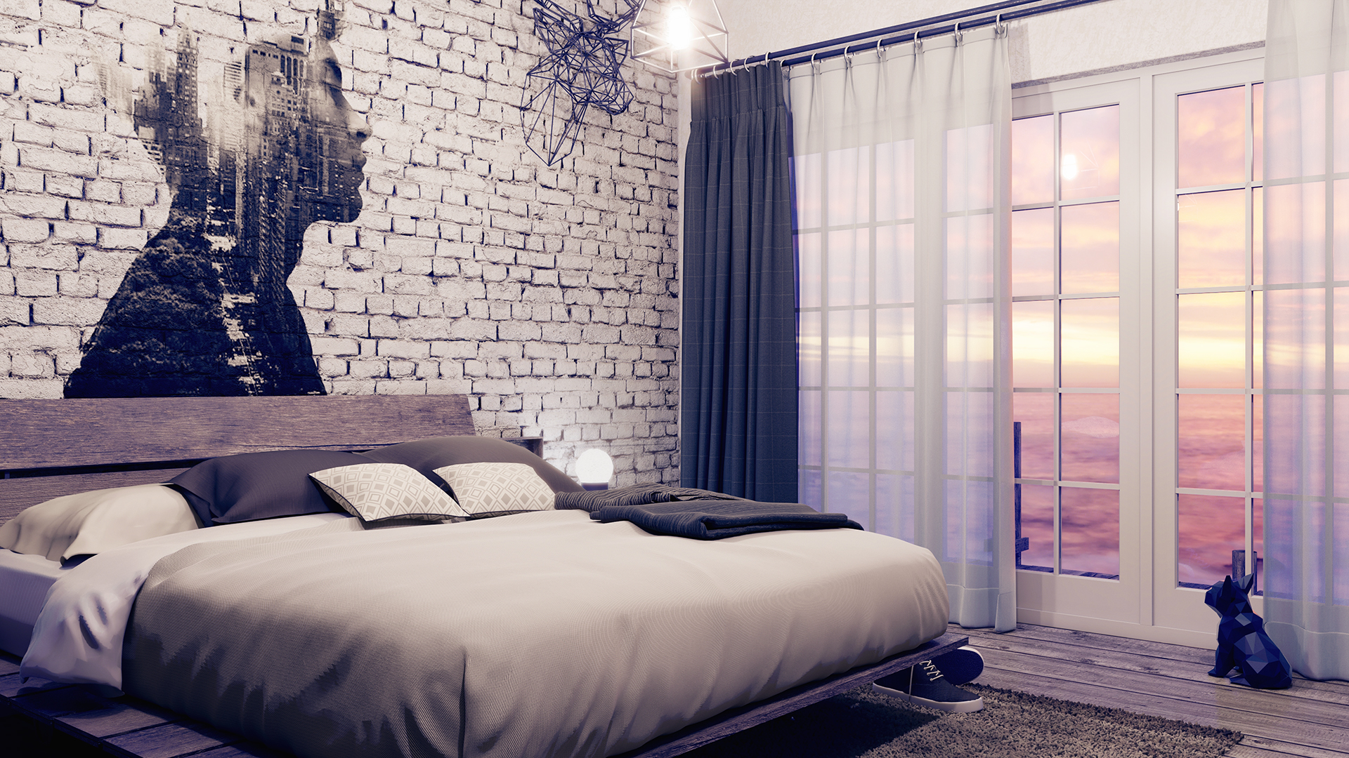 Industrial Bedroom View 1 Night 1920.jpg