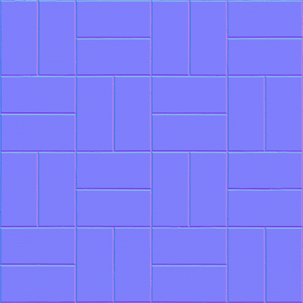 Concrete Tiles Worn AI 02_NRM.jpg