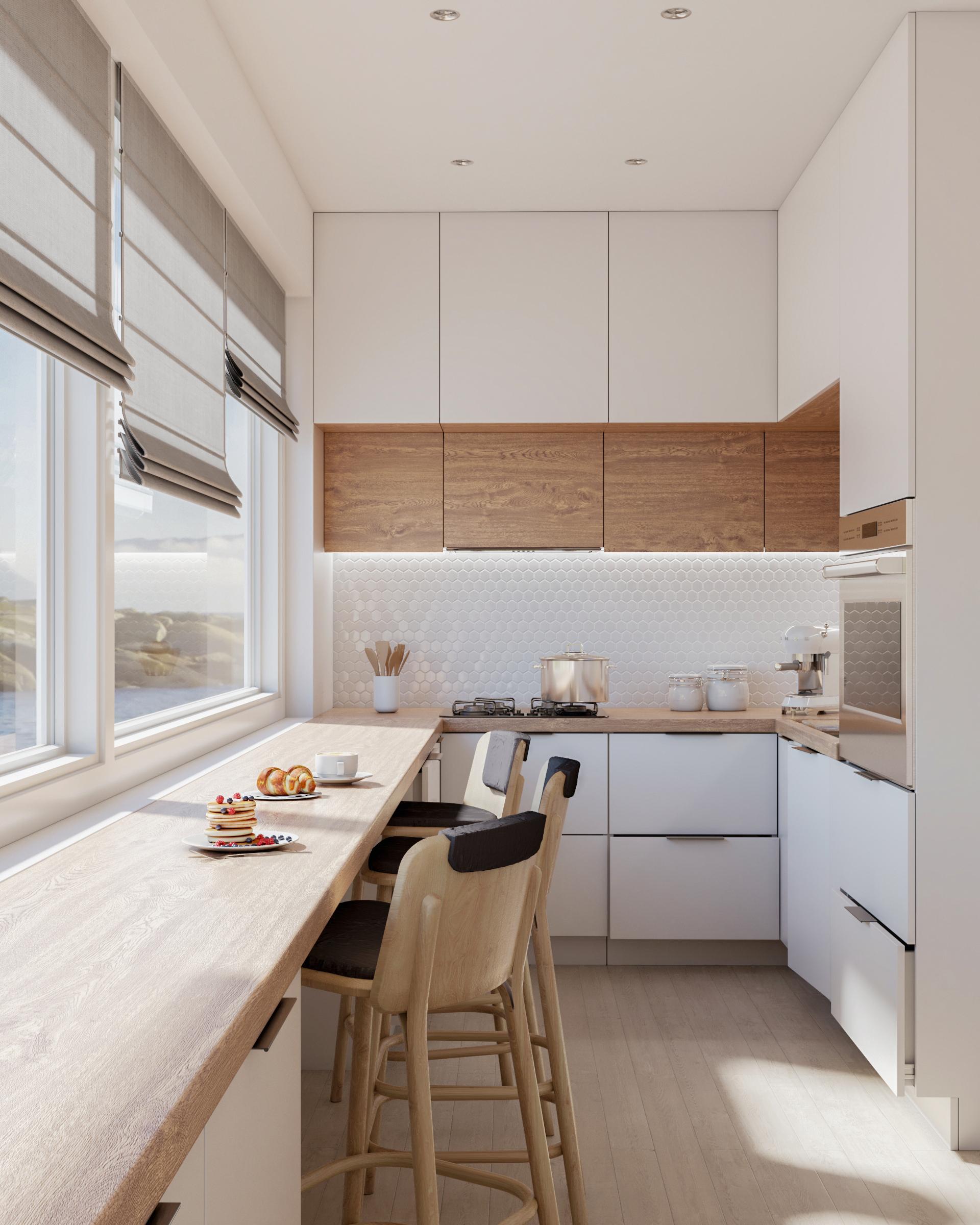 Scandinavian Kitchen Architecture Inspirations