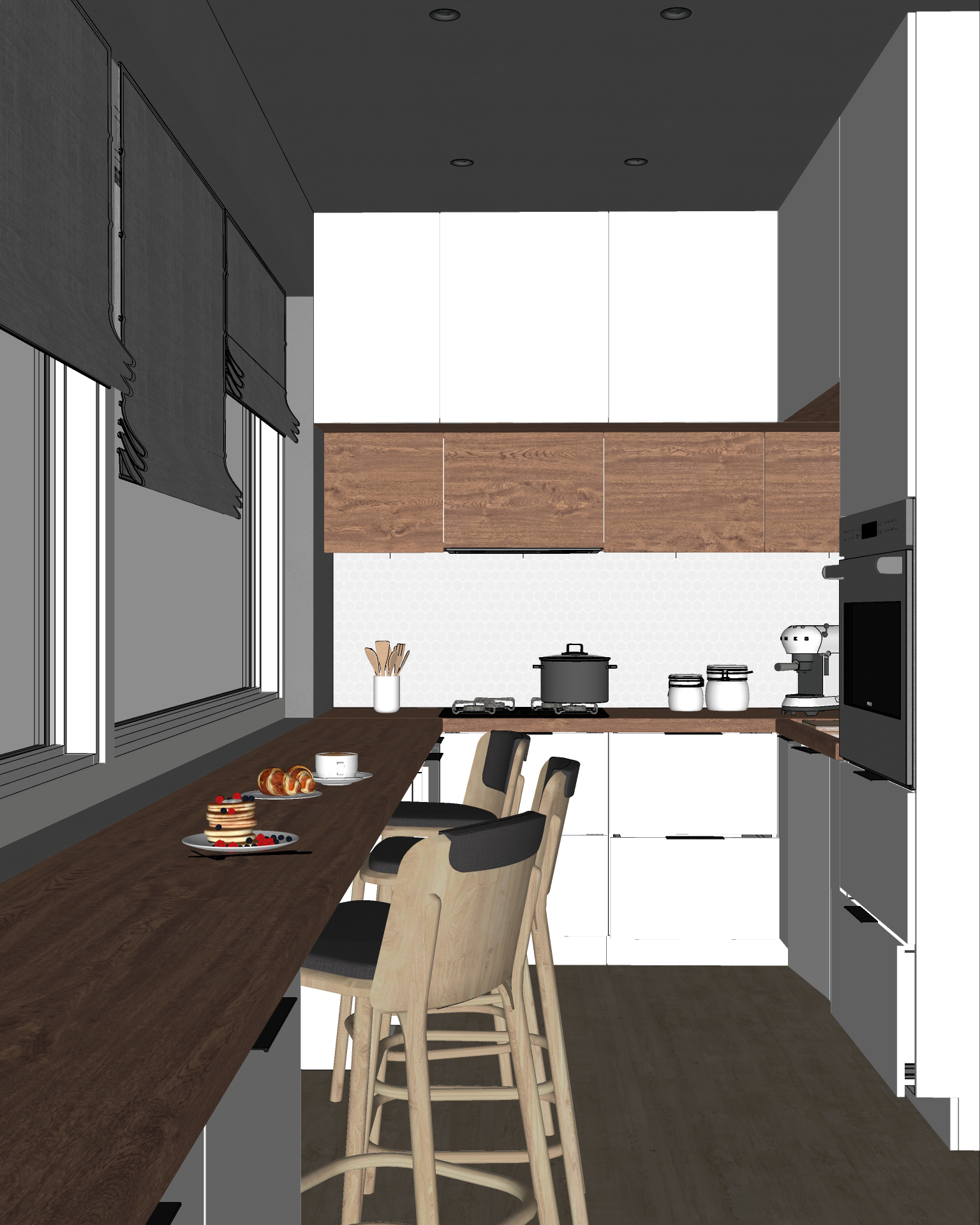 Scandinavian Kitchen View 1 Night Screenshot.jpg
